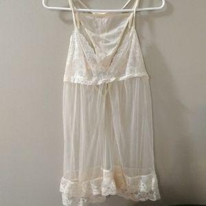 Victoria's Secret Lace Bridal Sleepwear
